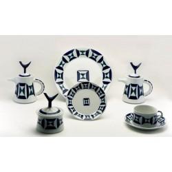 Juego de Desayuno Monférico Sargadelos catálogo cerámica online