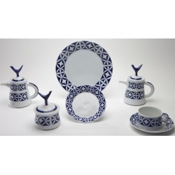 Juego de Desayuno Martiño Sargadelos catálogo cerámica online