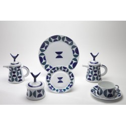 Juego de Desayuno AB 1 Sargadelos catálogo cerámica online
