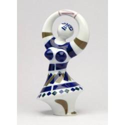 Bailarina Figura Popular Sargadelos