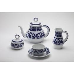 Juego de Té Galerías 2 Sargadelos catálogo cerámica online