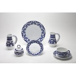 Juego de Desayuno Coroa Sargadelos catálogo cerámica online