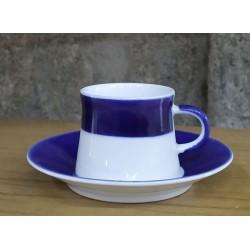 Cunca de café con prato V2 Sargadelos