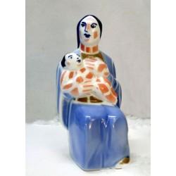 Virgen María  Belén Sargadelos