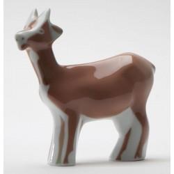 Cabra marrón Sargadelos