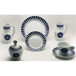 Juego de Desayuno Estrela Sargadelos catálogo cerámica