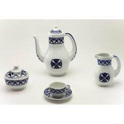 Juego de Café Armañá 3 Sargadelos catálogo cerámica online