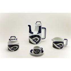 Juego de Café P Sargadelos catálogo cerámica online
