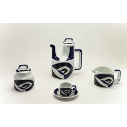 Xogo de Café P Sargadelos catálogo cerámica online
