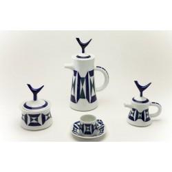 Juego de Café Monférico Sargadelos catálogo cerámica online