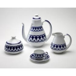 Juego de Café Itálica Sargadelos catálogo cerámica online
