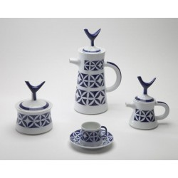 Juego de Café Martiño Sargadelos catálogo cerámica online