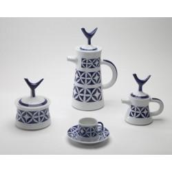 Xogo de Café Martiño Sargadelos catálogo cerámica online