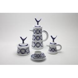 Xogo de Café Burela Sargadelos catálogo cerámica online