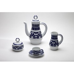 Xogo de Café Galerías 2 Sargadelos catálogo cerámica online