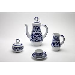Xogo de Café Galerías 1 Sargadelos catálogo cerámica online