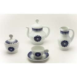 Juego de Té Estrela Sargadelos catálogo cerámica online