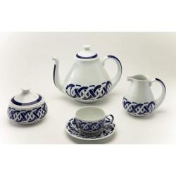 Juego de Té Encadrelado catálogo cerámica online