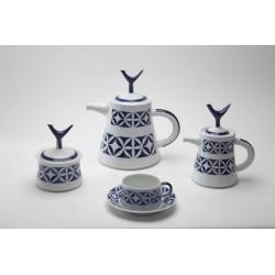 Juego de Té Martiño Sargadelos catálogo cerámica online