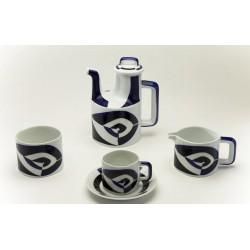 Juego de Té P Sargadelos catálogo cerámica online