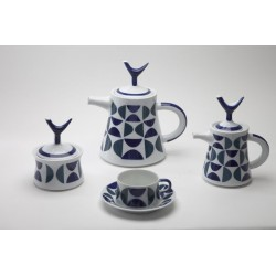 Juego de Té AB1 Sargadelos catálogo cerámica online