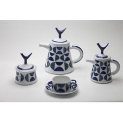 Xogo de Té AB1 Sargadelos catálogo cerámica online