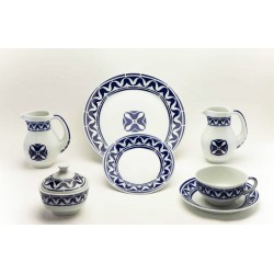 Xogo de Almarzo Armañá 3 Sargadelos catálogo cerámica online