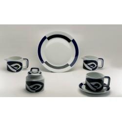 Juego de Desayuno P Sargadelos catálogo cerámica online